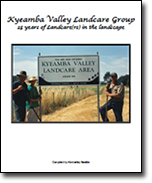 25 Years of Landcare(rs) in the Landscape